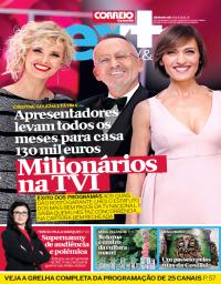 capa Revista Sexta de 19 janeiro 2018