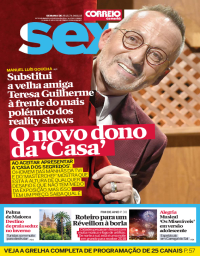 capa Revista Sexta de 29 dezembro 2017