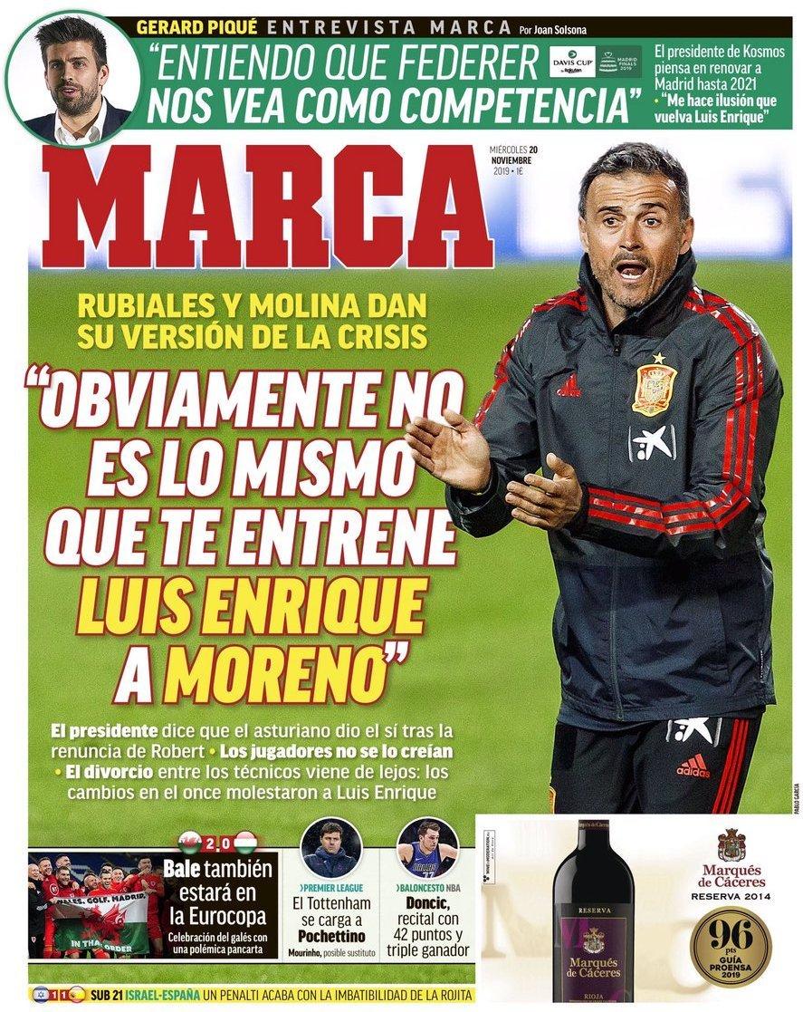 capa Jornal Marca