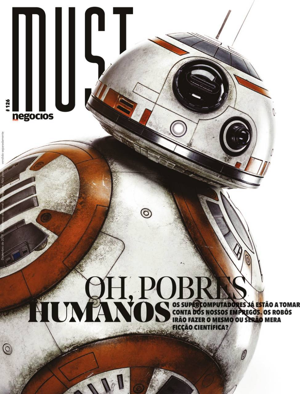 capa Revista Must Negócios