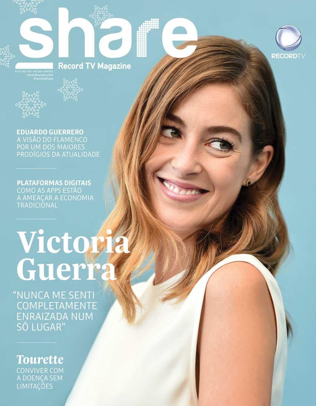 capa Revista Share