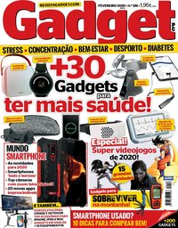 capa Revista Gadget e PC
