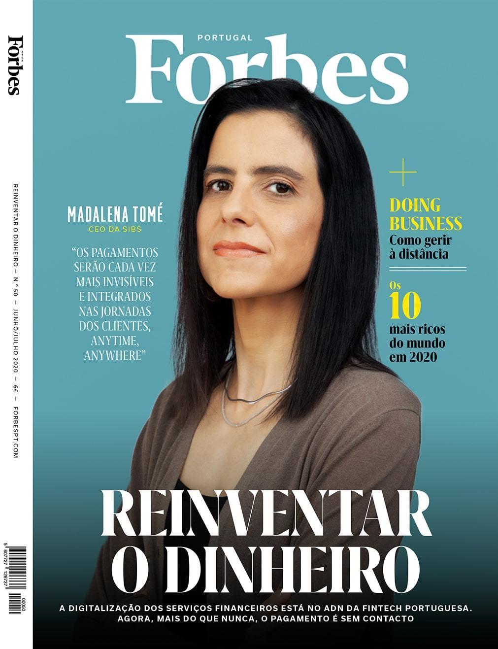 capa Revista Forbes Portugal