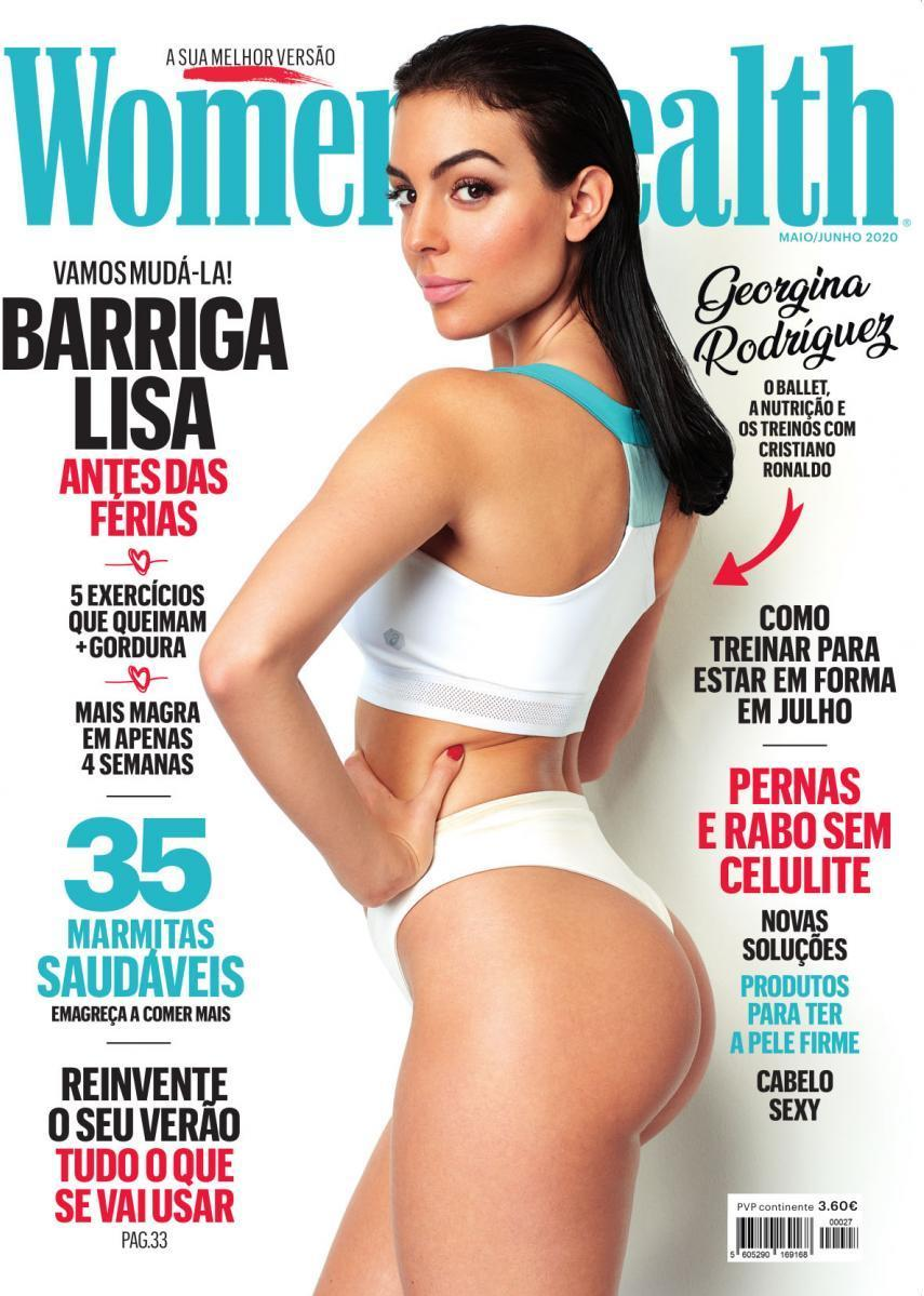 capa Revista Women's Health