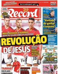 capa Jornal Record