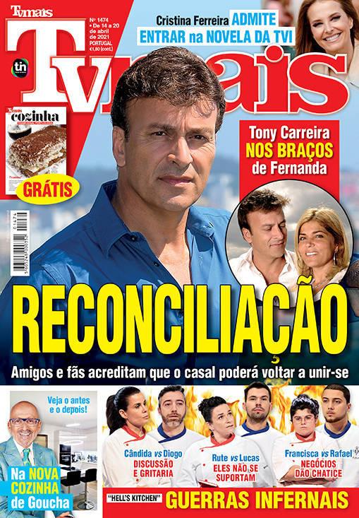 capa TV Mais