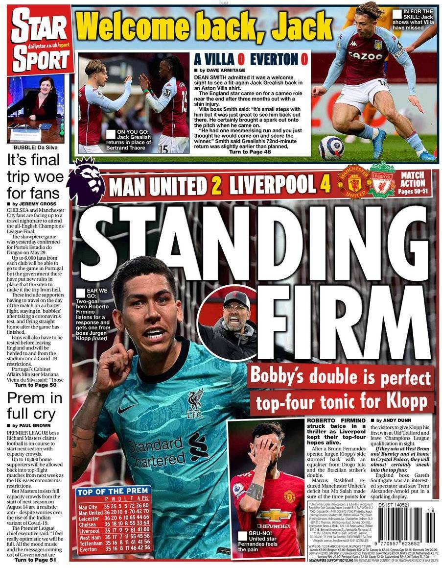 capa Jornal Star Sport
