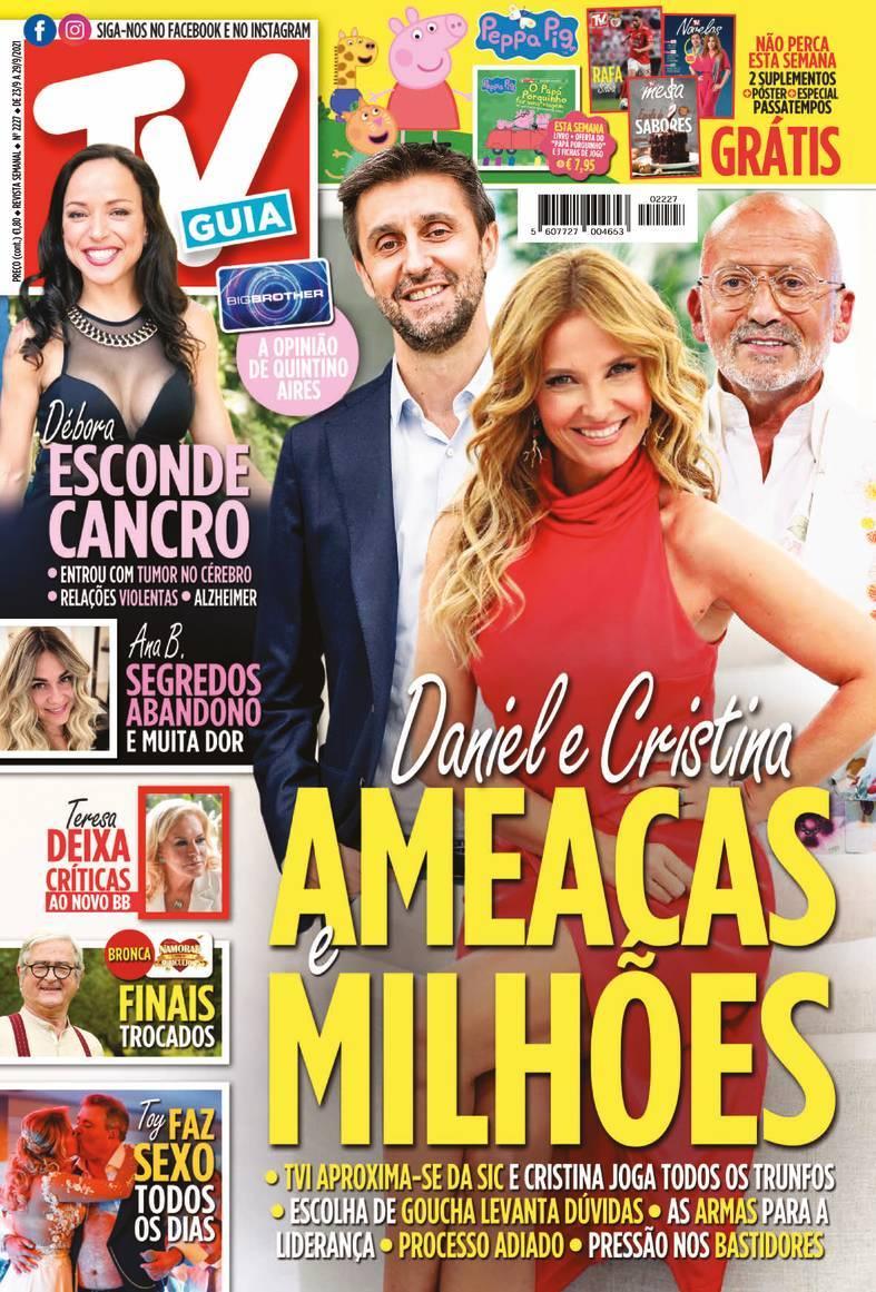 capa Revista TV Guia