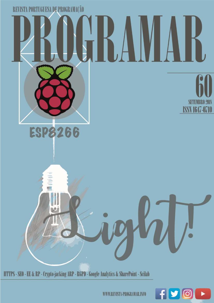 capa Revista Programar